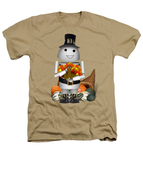 Robo-x9 The Pilgrim Heathers T-Shirt