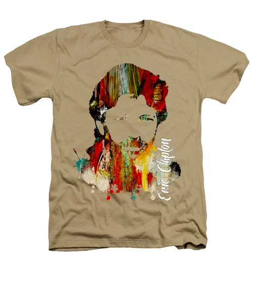 Eric Clapton Collection Heathers T-Shirt