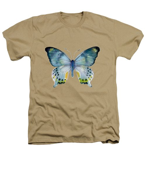 68 Laglaizei Butterfly Heathers T-Shirt by Amy Kirkpatrick