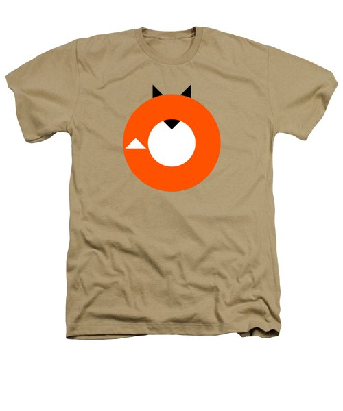 A Most Minimalist Fox Heathers T-Shirt by Nicholas Ely
