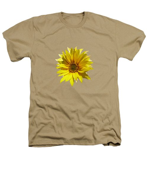 A Vase Of Sunflowers Heathers T-Shirt