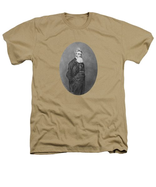 Abolitionist John Brown Heathers T-Shirt
