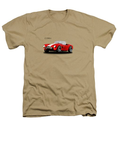 Ac Cobra Mk2 1963 Heathers T-Shirt by Mark Rogan