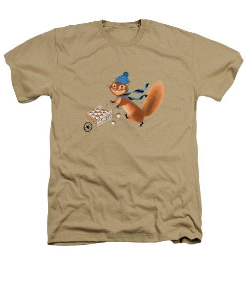 Acorn Industrialist Heathers T-Shirt
