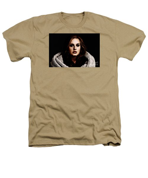 Adele Heathers T-Shirt by The DigArtisT