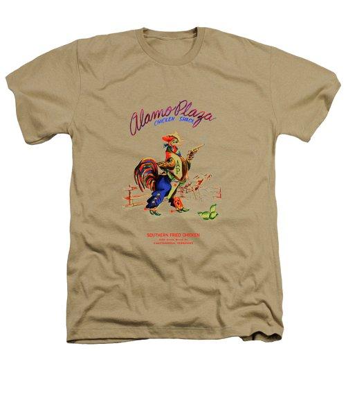Alamo Plaza Tennessee 1950s Heathers T-Shirt