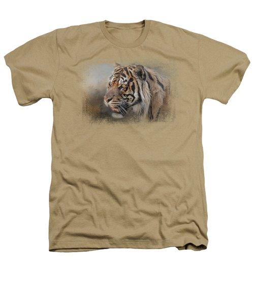 Alert Bengal Heathers T-Shirt
