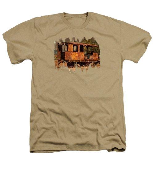 All Aboard Heathers T-Shirt by Thom Zehrfeld