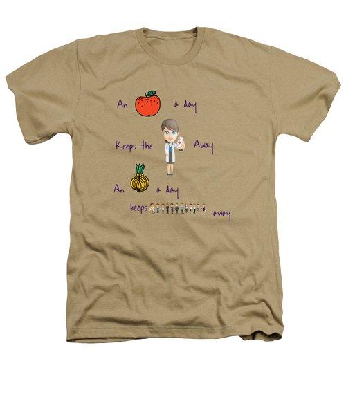 An Apple A Day Heathers T-Shirt