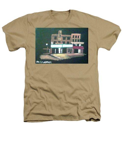Apollo Theater New York City Heathers T-Shirt