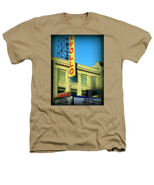 Apollo Vignette Heathers T-Shirt by Ed Weidman