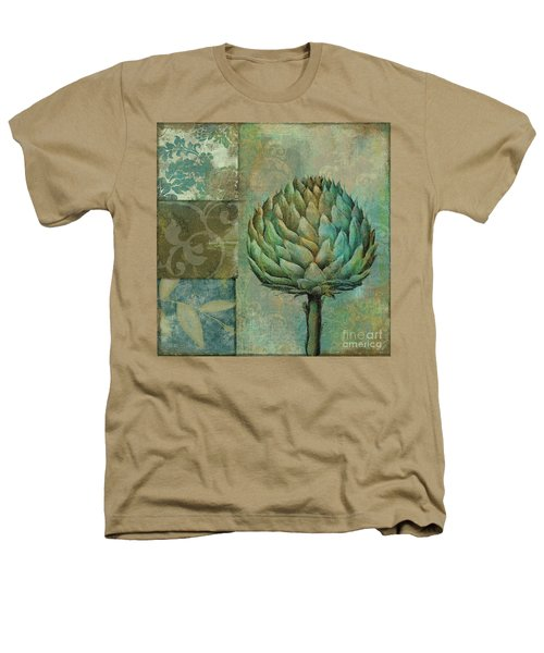 Artichoke Margaux Heathers T-Shirt by Mindy Sommers