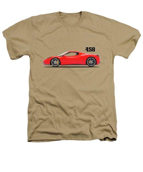 Ferrari 458 Italia Heathers T-Shirt