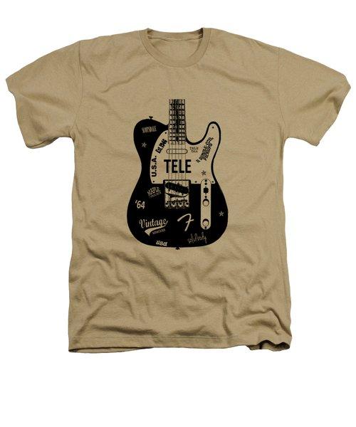 Fender Telecaster 64 Heathers T-Shirt by Mark Rogan