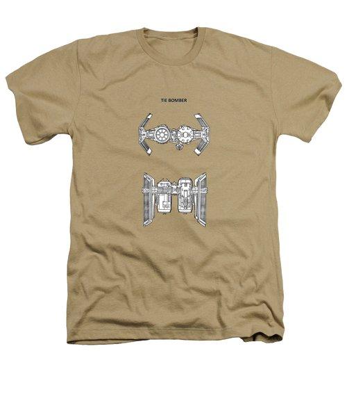 Star Wars - Spaceship Patent Heathers T-Shirt
