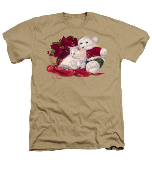 Christmas Kitten Heathers T-Shirt