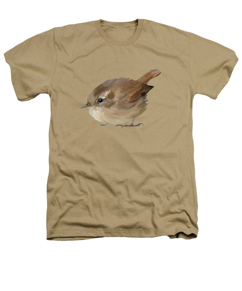 Wren Heathers T-Shirt by Bamalam  Photography