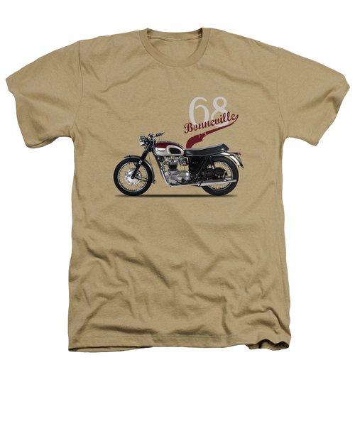 Triumph Bonneville T120 1968 Heathers T-Shirt