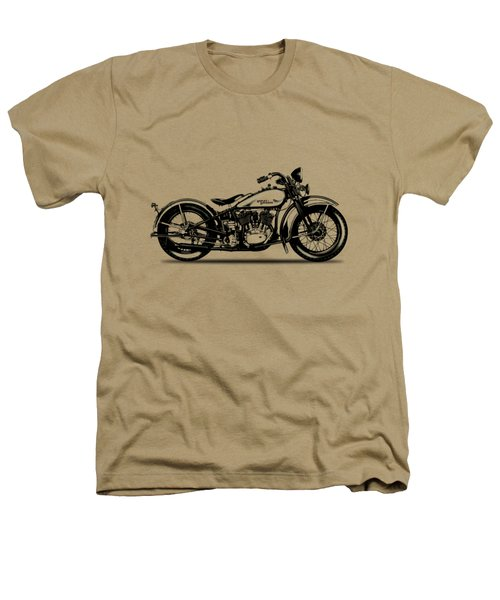 Harley Davidson 1933 Heathers T-Shirt by Mark Rogan