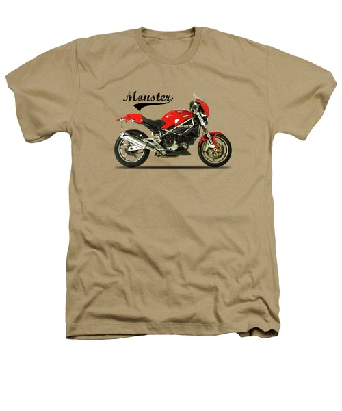Ducati Monster S4 Sps Heathers T-Shirt