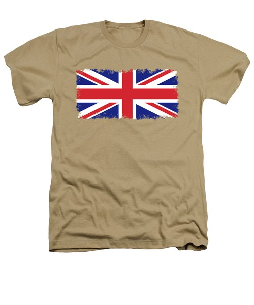Union Jack Ensign Flag 1x2 Scale Heathers T-Shirt by Bruce Stanfield