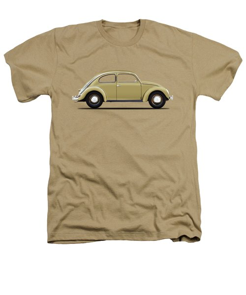 Vw Beetle 1946 Heathers T-Shirt by Mark Rogan