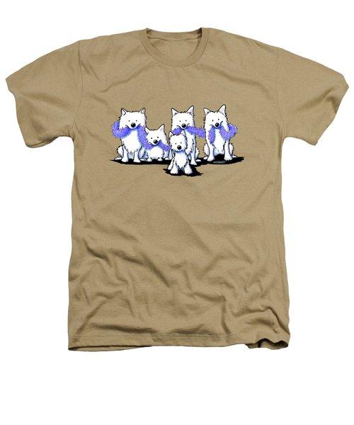 Sams And Westie Heathers T-Shirt