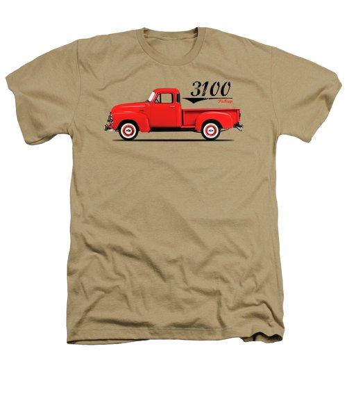 The 3100 Pickup Truck Heathers T-Shirt