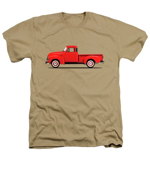 The 3100 Pickup Truck Heathers T-Shirt
