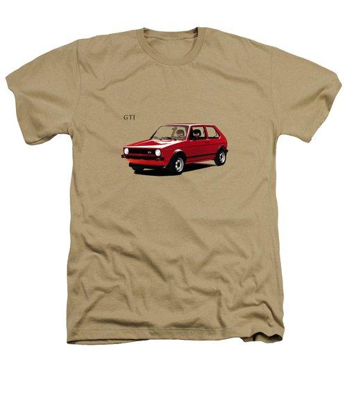 Vw Golf Gti 1976 Heathers T-Shirt