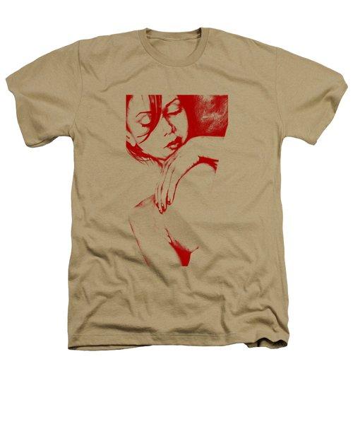 As Heaven Awaits - Red Heathers T-Shirt