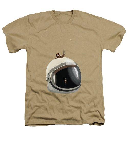 Astronaut's Helmet Heathers T-Shirt
