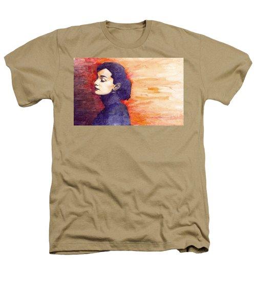 Audrey Hepburn 1 Heathers T-Shirt