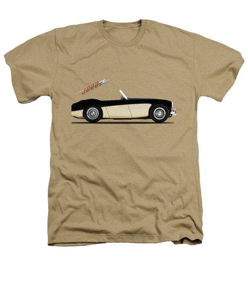 Austin Healey 3000 Heathers T-Shirt by Mark Rogan
