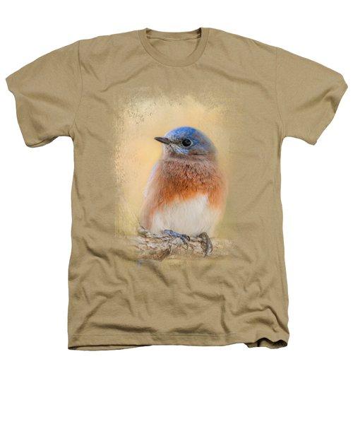 Autumn's Treasure Heathers T-Shirt by Jai Johnson