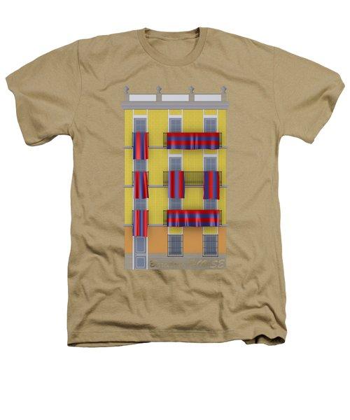 Barcelona House Heathers T-Shirt
