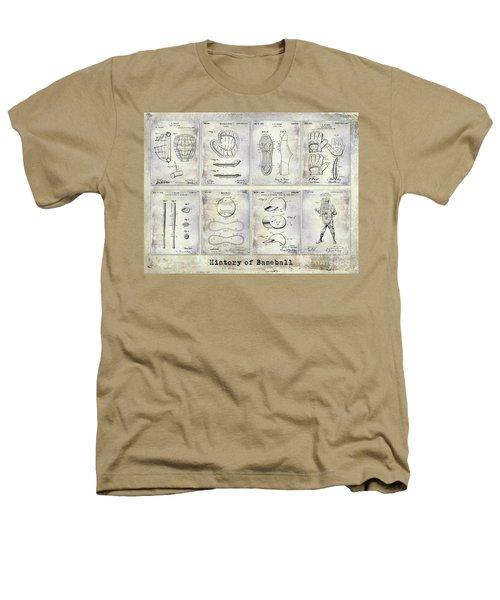 Baseball Patent History Heathers T-Shirt