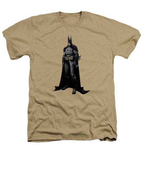 Batman Splash Super Hero Series Heathers T-Shirt by Movie Poster Prints