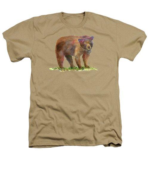 Bear Heathers T-Shirt