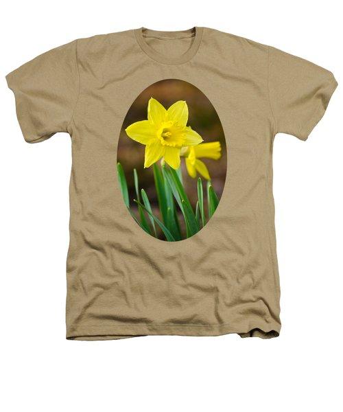 Beautiful Daffodil Flower Heathers T-Shirt