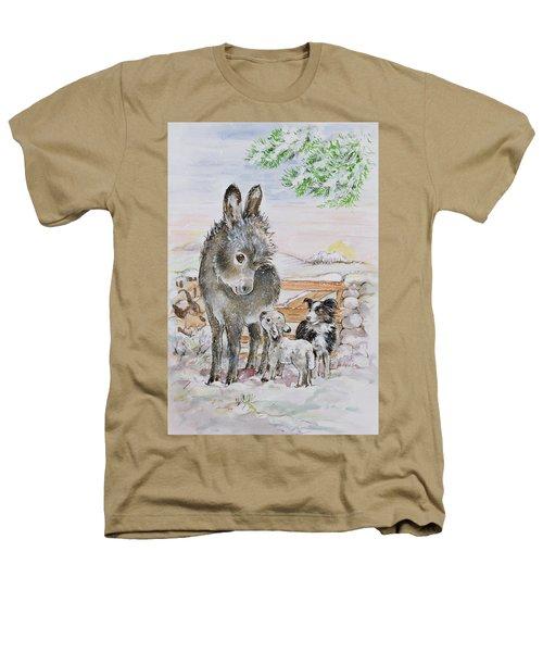Best Friends Heathers T-Shirt by Diane Matthes