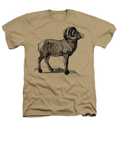 Bighorn Sheep  Heathers T-Shirt