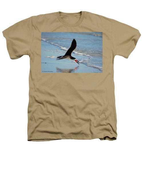Black Skimmer Heathers T-Shirt