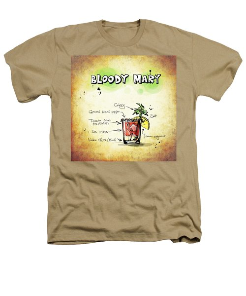 Bloody Mary Heathers T-Shirt by Movie Poster Prints
