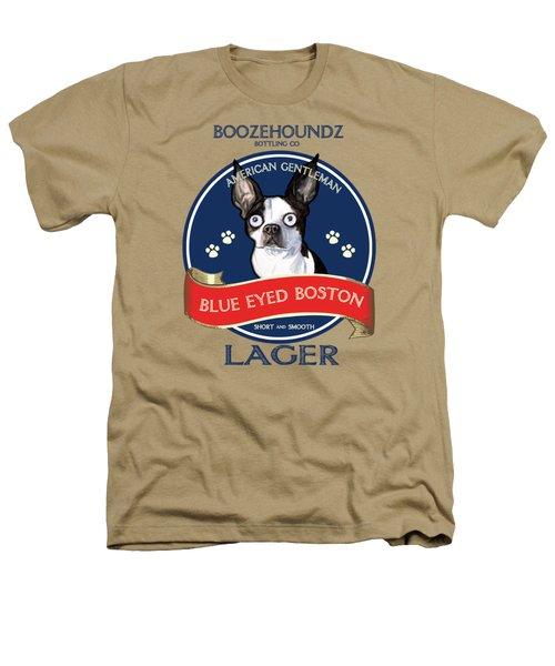 Blue Eyed Boston Lager Heathers T-Shirt
