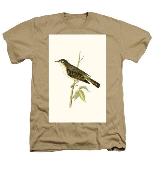 Bonelli's Warbler Heathers T-Shirt by English School