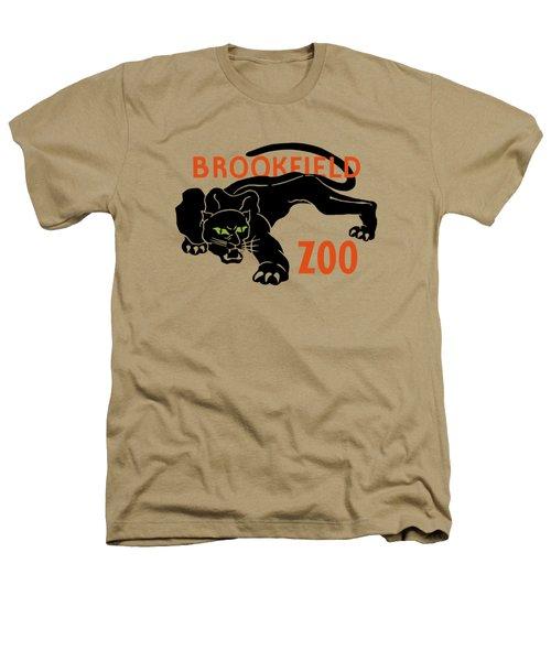 Brookfield Zoo - Wpa Heathers T-Shirt