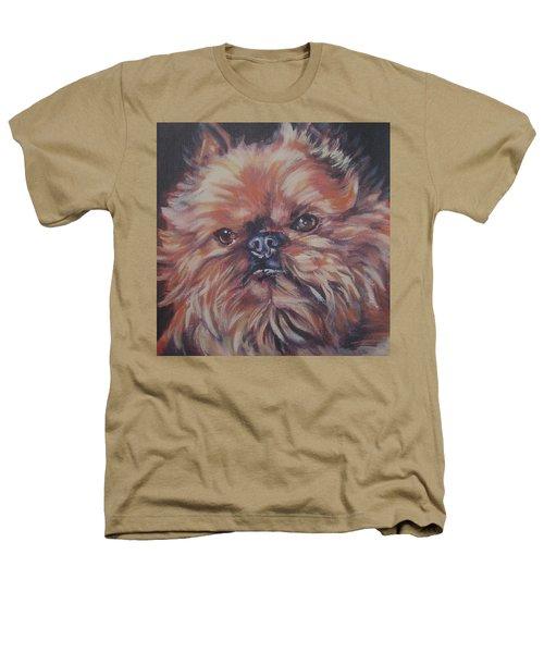 Brussels Griffon Heathers T-Shirt