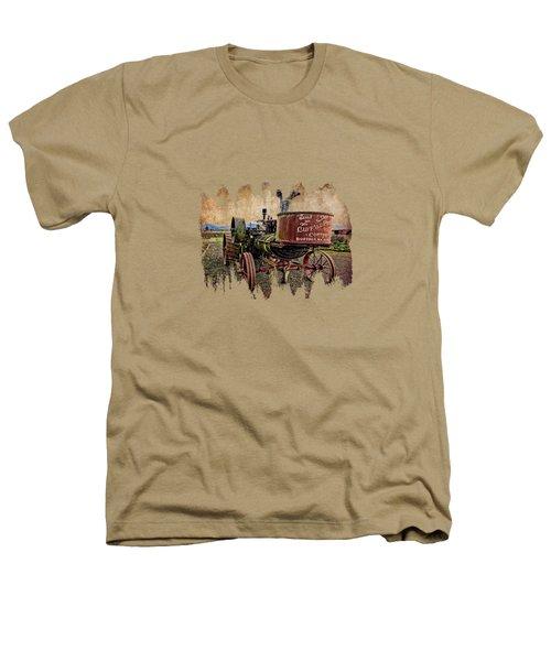 Buffalo Pitts Heathers T-Shirt by Thom Zehrfeld