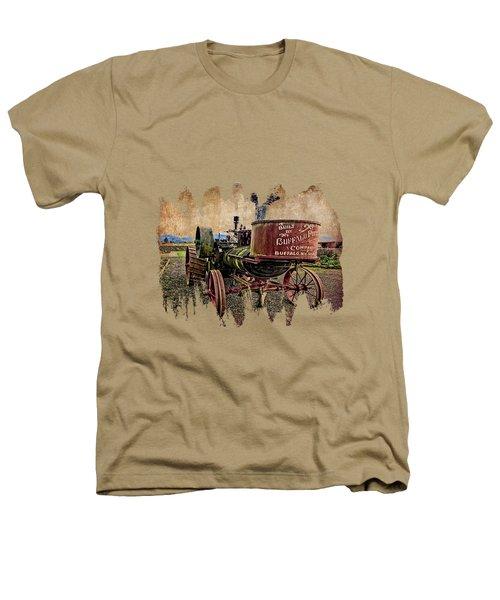 Buffalo Pitts Heathers T-Shirt